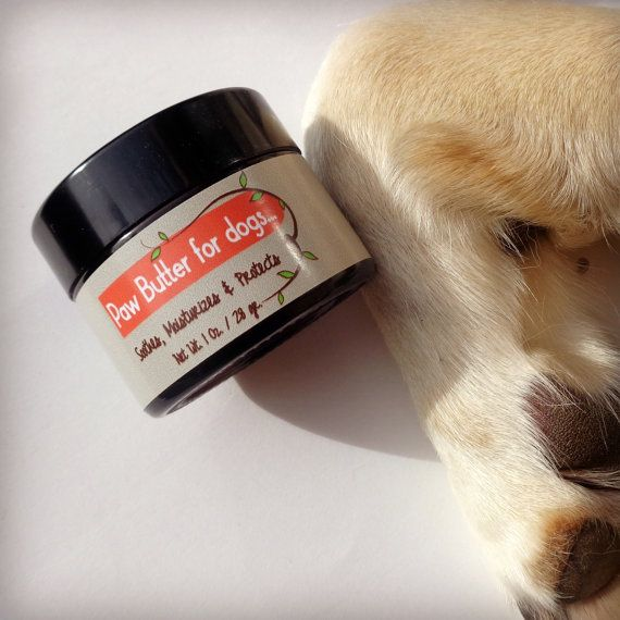 Paw Butter Dog Paw Butter cream for dog paw by Loveispvh on Etsy
