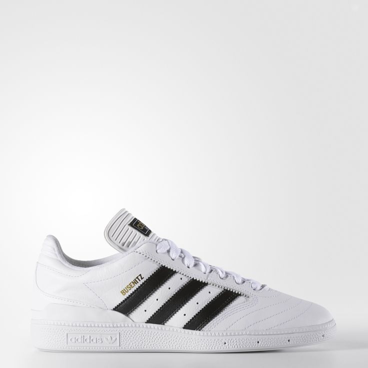 adidas Busenitz Shoes - White | adidas US