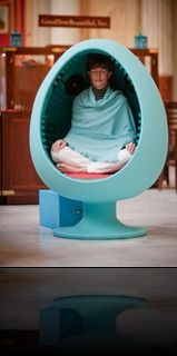 meditation chair. Love to have one :) but not in this color