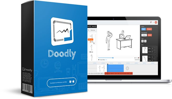 Doodly Review , Doodly OTO , Doodly Software
