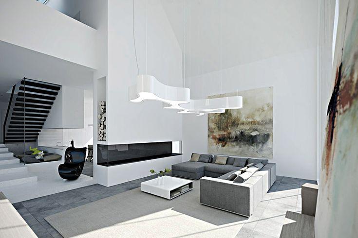 Конструктивизм в интерьере дома