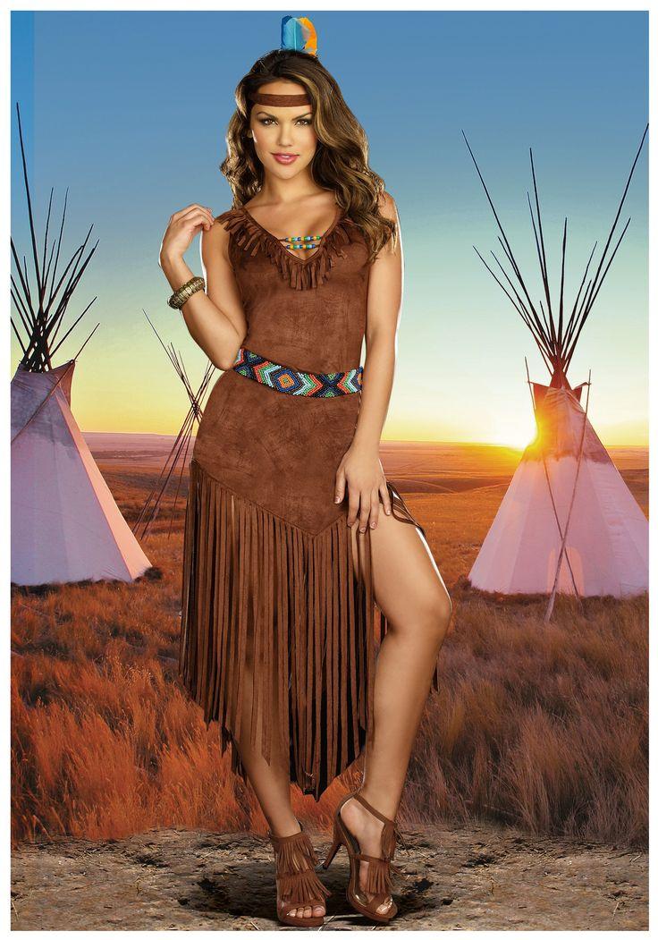 Mystic Indian Maiden Costume   eBay. American Indian CostumeNative American Halloween ...  sc 1 st  Pinterest & 12 best Halloween images on Pinterest   Artistic make up Halloween ...