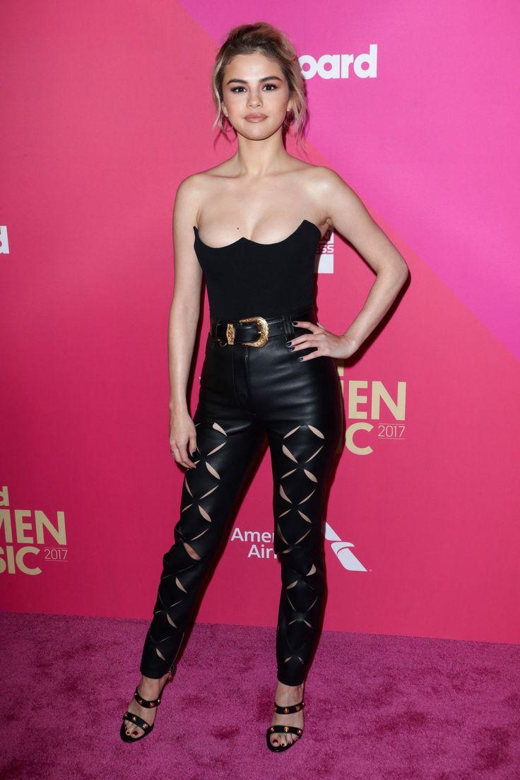 Selena Gomez Müziğin Kadınları Billboard 01