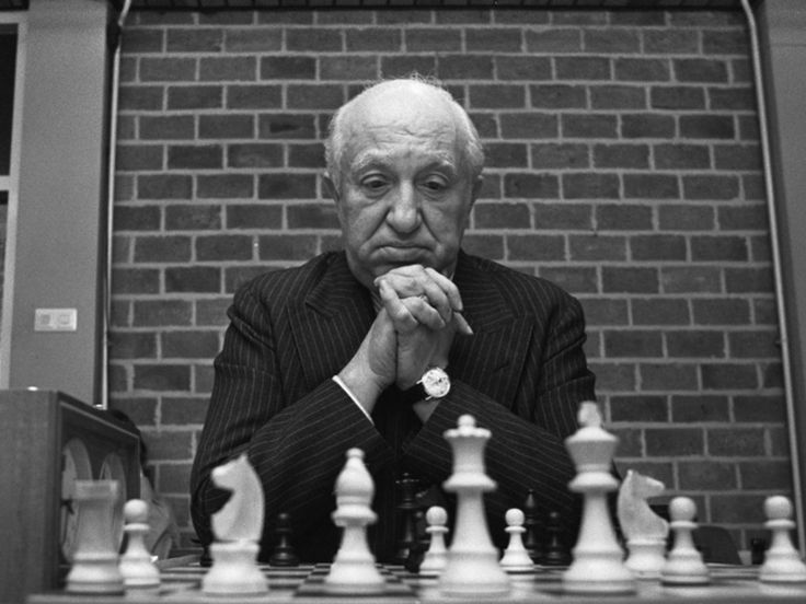 "MIGUEL NAJDORF, 1973.  The NAJDORF VARIATION of the SICILIAN DEFENSE is one of the most respected and deeply studied of all chess openings. Modern Chess Openings (a/k/a ""the bible of chess"") calls it the ""Cadillac"", or ""Rolls Royce"", of chess openings. (I play it exclusively whenever possible.)  The opening is named after the Polish-Argentine GM Miguel Najdorf."