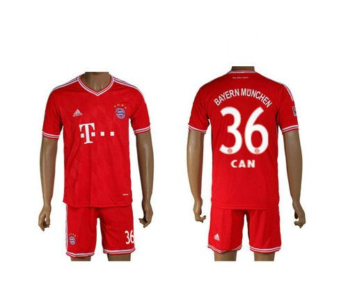 Maillot de Foot Bayern Munich (36 Can) Domicile Adidas Collection 2013 2014 rouge Pas Cher http://www.korsel.net/maillot-de-foot-bayern-munich-36-can-domicile-adidas-collection-2013-2014-rouge-pas-cher-p-2409.html