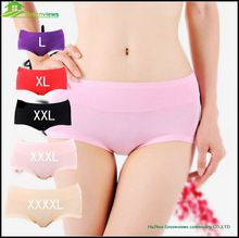 Whosales cheap price women panties underwear middle waist colorful plus size large size women panty GVFR0001   Best Buy follow this link http://shopingayo.space