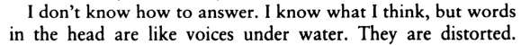 Jeanette Winterson, Oranges Are Not the Only Fruit