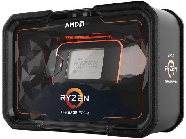 Amd Ryzen Threadripper 2970wx 24 Core 48 Thread Processor 1100 Newegg Amd Processor Systems Integrator