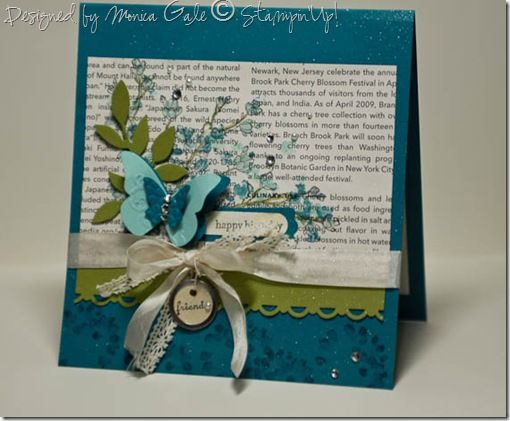 Stunning!!: Cards Ideas, Butterfly Cards, Birthday Cards, Cards Butterflies, Stampin Up, Beautiful Wings, Card Ideas, Butterflies Cards Images Etc