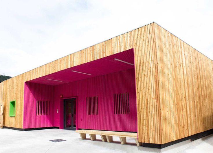 Gallery of New Building for Nursery and Kindergarten in Zaldibar / Hiribarren-Gonzalez + Estudio Urgari - 12