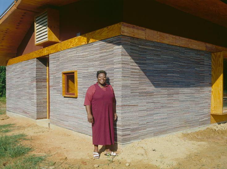 Rural Studio - Lucy Carpet House