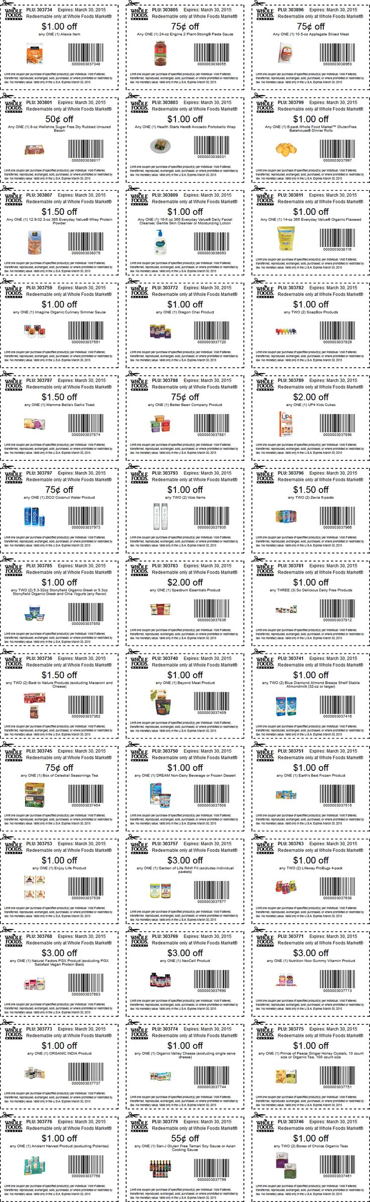 8 best Cupones images on Pinterest | Coupon codes, Printable coupons ...
