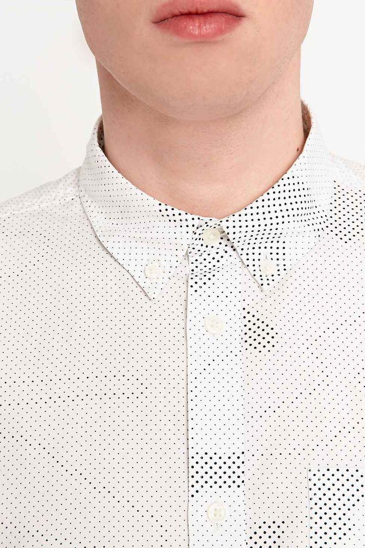 Carhartt Camo Illusion Shirt in Ivory
