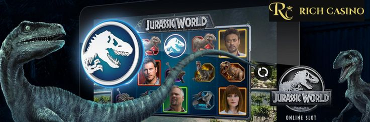 Win an awesome trip to #LosAngeles plus #cash #prizes in the Jurassic World Raffle at Rich #Casino- http://freeslotmoney.com/win-an-awesome-trip-los-angeles-rich-casino/