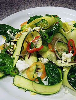 1000+ ideas about Zucchini Ribbons on Pinterest  Zucchini ribbon salad, Zucchini and Salad
