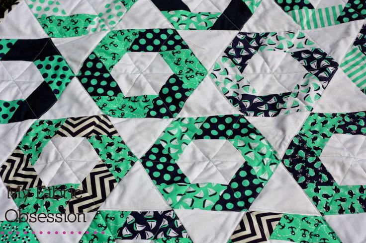 Jaybird Quilts Pattern Review - Snack Time pattern review | Sew Sweetness #hexnmore #jaybirdquilts #snacktimequilt http://sewsweetness.com/