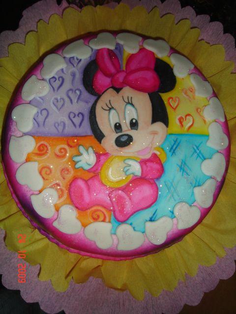 castigar pasteles para bebés