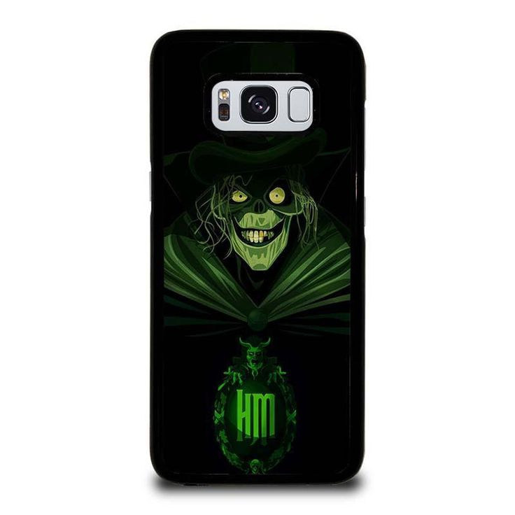THE HAUNTED MANSION GHOST Samsung Galaxy S3 S4 S5 S6 S6 Egde S6 Edge Plus S7 S7 Edge S8 S8 Plus Note 3 4 5 8