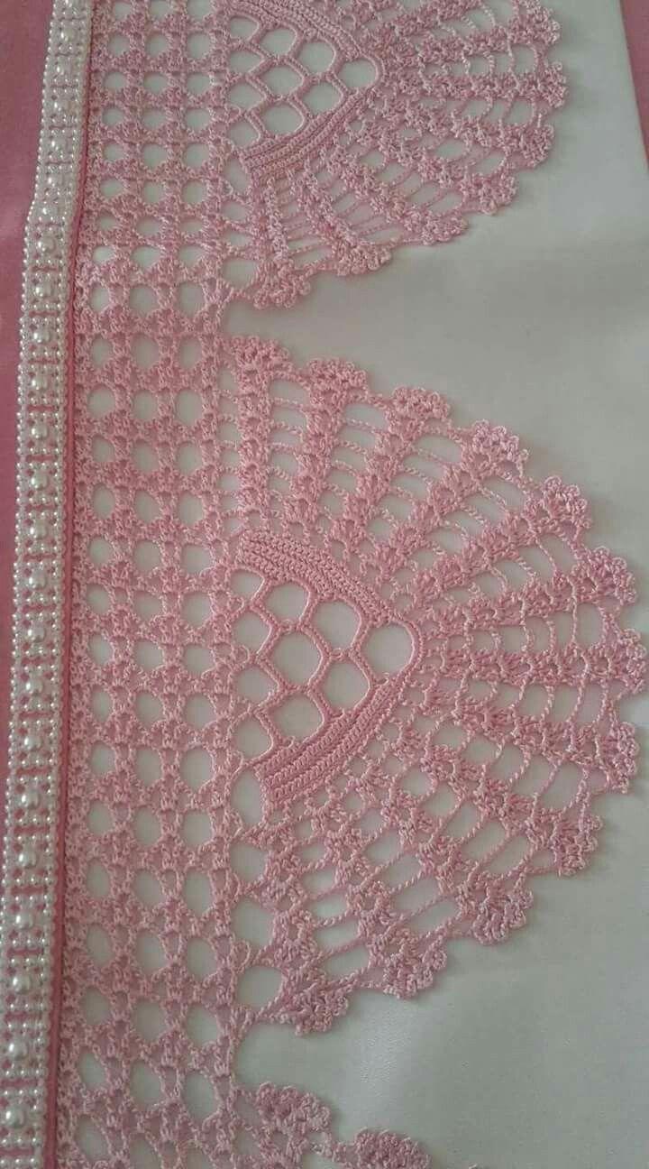 1146 mejores im genes sobre orillas a crochet en pinterest - Dibujos de ganchillo ...