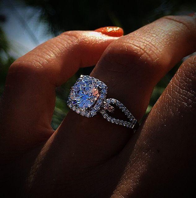 f764fa658189c Ahh... Engagement Rings Walmart Canada #repin | Stunning engagement ...