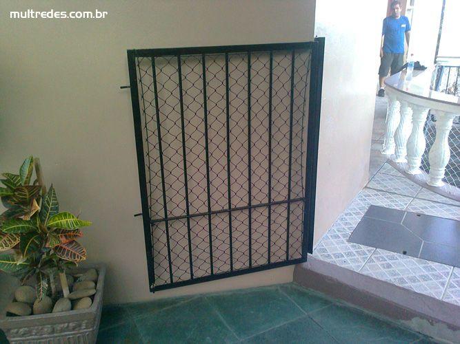 Portões de Segurança - Multredes - Porto Alegre