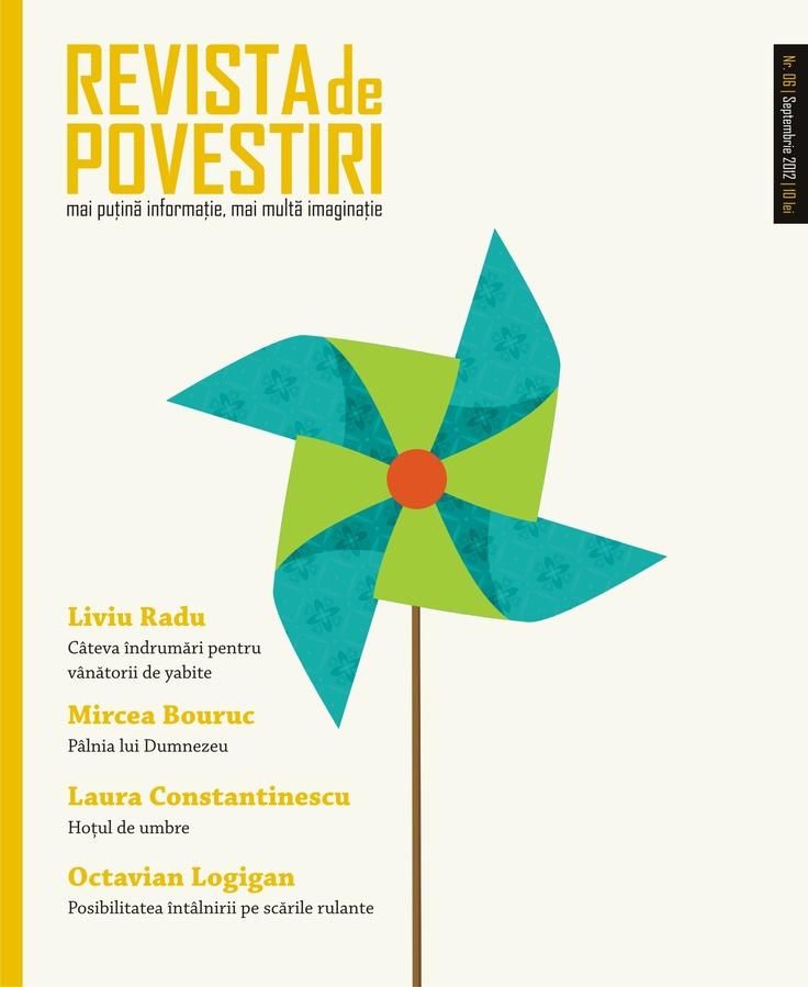 Revista de Povestiri nr. 6