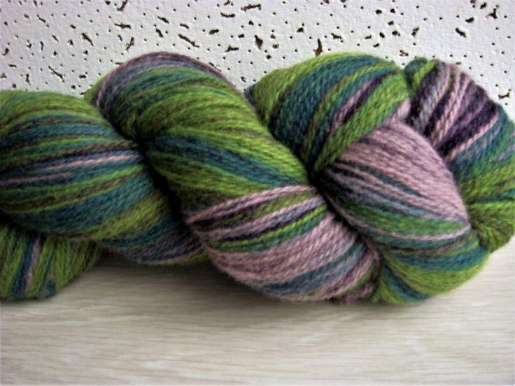пряжа Kauni /yarn  color Afrika