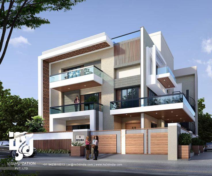#villa #exteriordesign #3drendering #archdaily #archilovers #architects #cgi