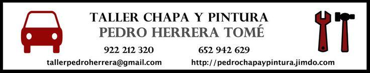 Taller chapa y pintura Pedro en Santa Cruz de Tenerife. Profesionales que se ajustan a tus necesidades. - Taller de Chapa y Pintura PEDRO…