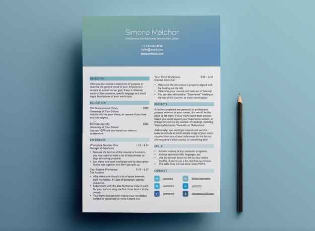 48 best best executive resume templates  u0026 samples images