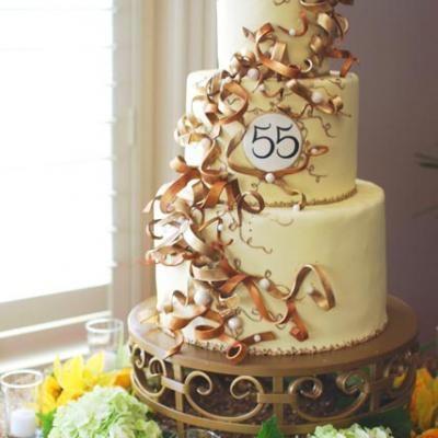 Elegant Birthday Cakes | ... birthday cakes, order a cake online , order birthday cake | Elegant