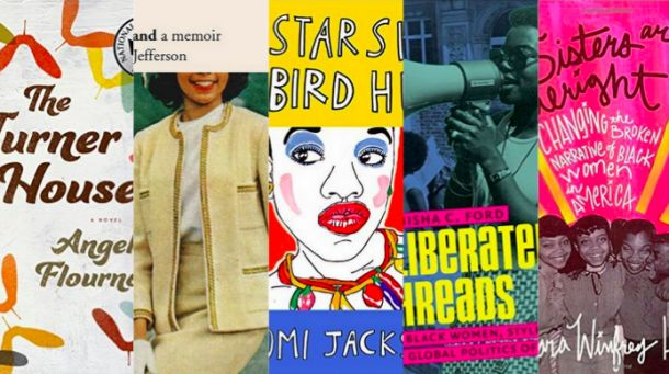 2015's top African-American women author books