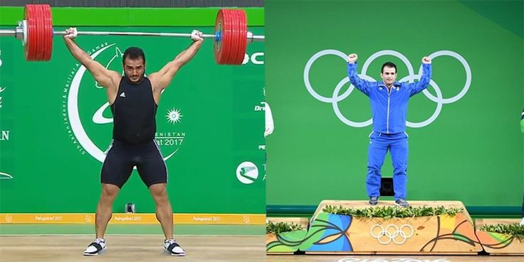 NEW WORLD RECORD - Iranian Lifter Breaks 18 Year Old Total! - https://www.boxrox.com/new-world-record-weightlifting/