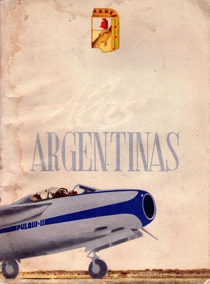 ALAS ARGENTINAS, Presidencia de la Nación, Subsecretaría de Información, Octubre Diciembre, 1951