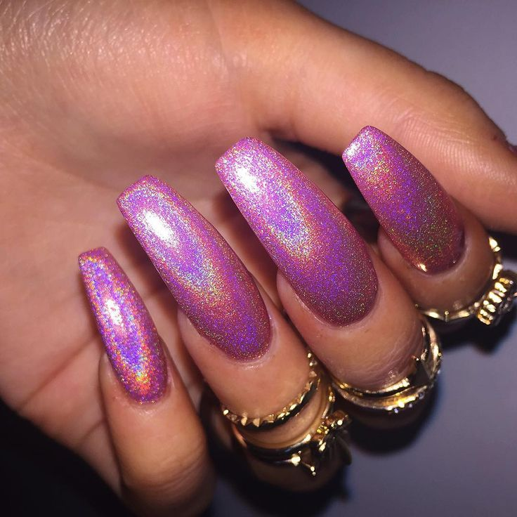 59 Best Long Square Nails Images On Pinterest