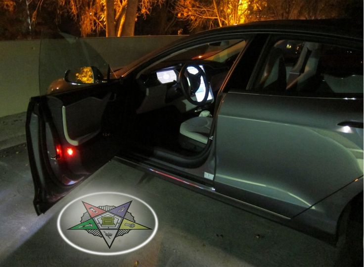 2 EASTERN STAR WIRELESS LED CAR DOOR WELCOME LIGHT                                                                                                                                                                                 More
