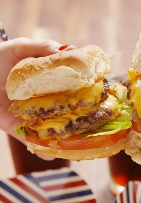 Now you can have your double double anywhere! Get the recipe from Delish.