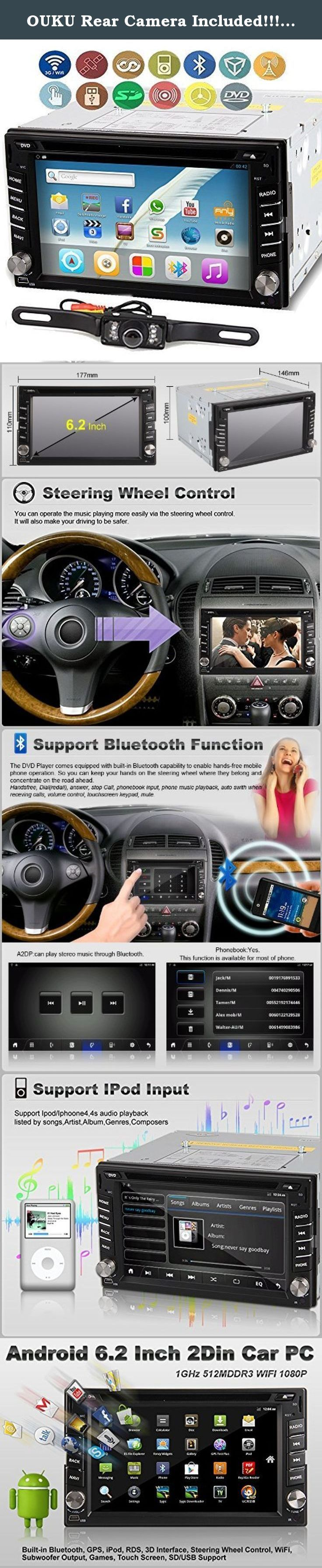 BRAND JENSEN VX7022 CAR 6 2 LCD W GPS Navi DVD BLUETOOTH RECEIVER