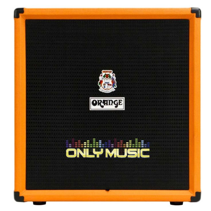 Combo Para Bajo Electrico 100 Watts 15 Pulgadas Orange Crush