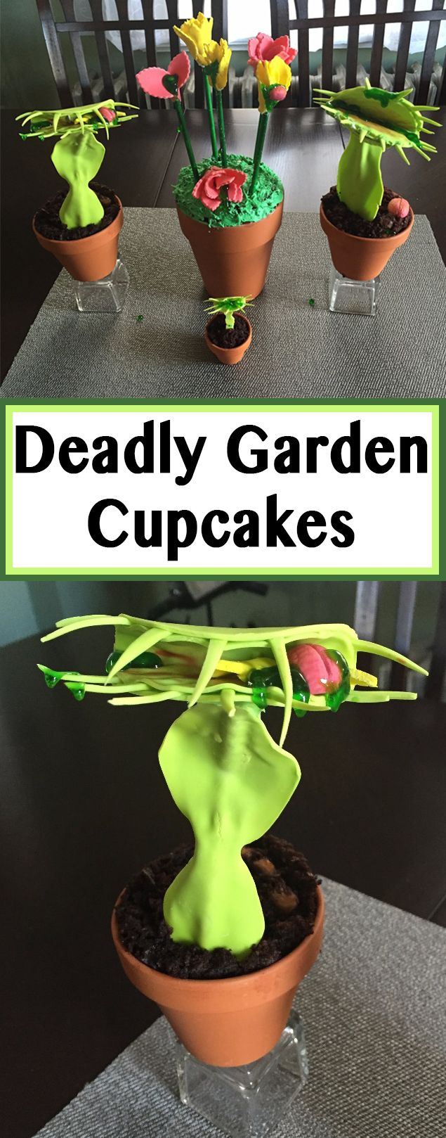11 Best Venus Fly Traps Images On Pinterest Flytrap Robots Can Hunt And Catch Bugs For Meals Give Your Cupcakes A Twist With These Dangerous Little Decorations Perfect Springtime