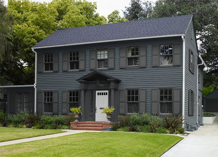 this is the project i created on behr com i used these on behr exterior house paint photos id=89920