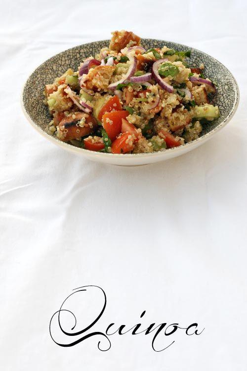 La quinoa, un antico cereale originario delle Ande del Sud America, è sicuramente una delle migliori scoperte fatte recentemente in cucina. I primi tentativi di cottura sono miseramente falliti, ma…