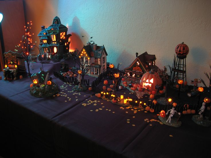 8 best Halloween! images on Pinterest Halloween decorating ideas - best decorated houses for halloween