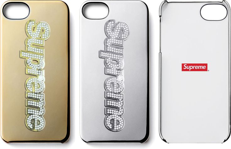 Incase | Supreme Snap Case for iPhone 5S