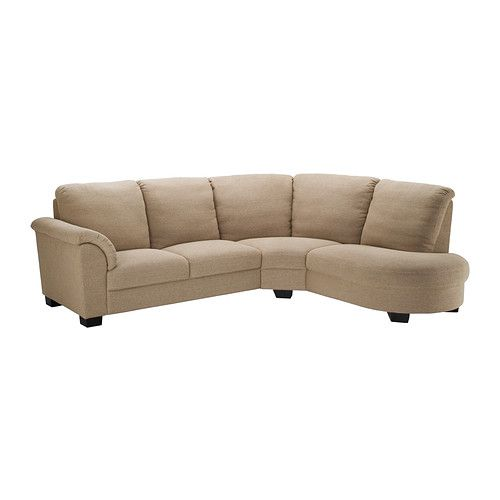 TIDAFORS Corner sofa with arm left IKEA High back provides great support  for your neck. - Top 25+ Best Ikea Sectional Ideas On Pinterest Ikea Couch, Ikea