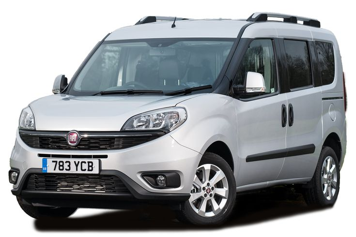 """""""Van-based Fiat Doblo is ideal for families on a budget, as it offers maximum space for minimal outlay."""""""