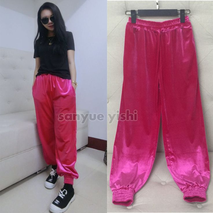 Women Pants Limited Real Winter Of 2017 European Ladies Multicolor Import Trousers Relaxed Joker Static Version Of The Movement