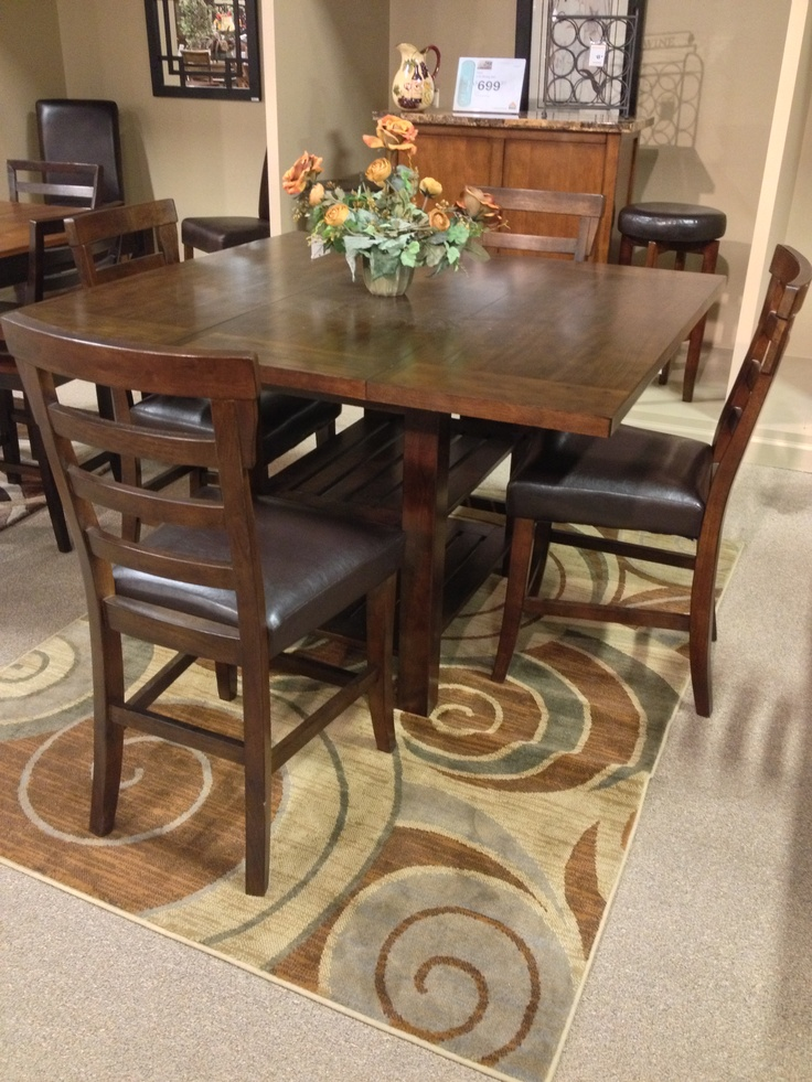 18 Best Images About Dining On Pinterest Counter Height Table Dining Sets And Warm Browns