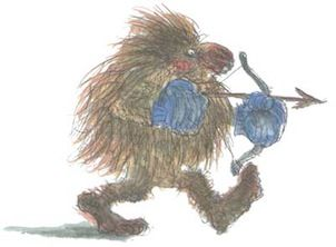 Troll - Ib Spang Olsen (Danish, 1921-2012)