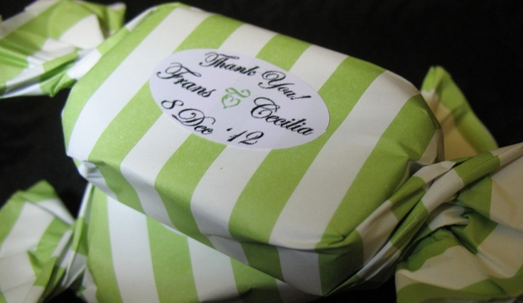 Small Favours With Personalised Label